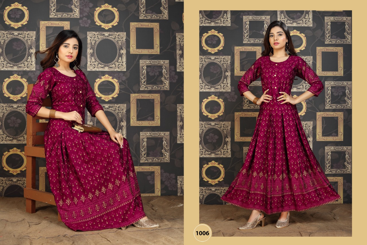 Galaxy Kurti Wholesale Catalog 8 Pcs 7 - Galaxy Kurti Wholesale Catalog 8 Pcs