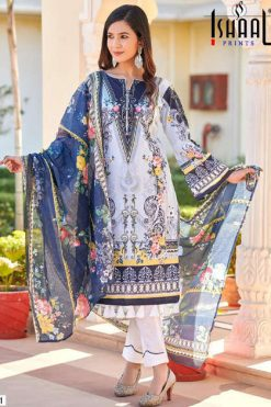 Ishaal Gulmohar Vol 17 Salwar Suit Wholesale Catalog 10 Pcs