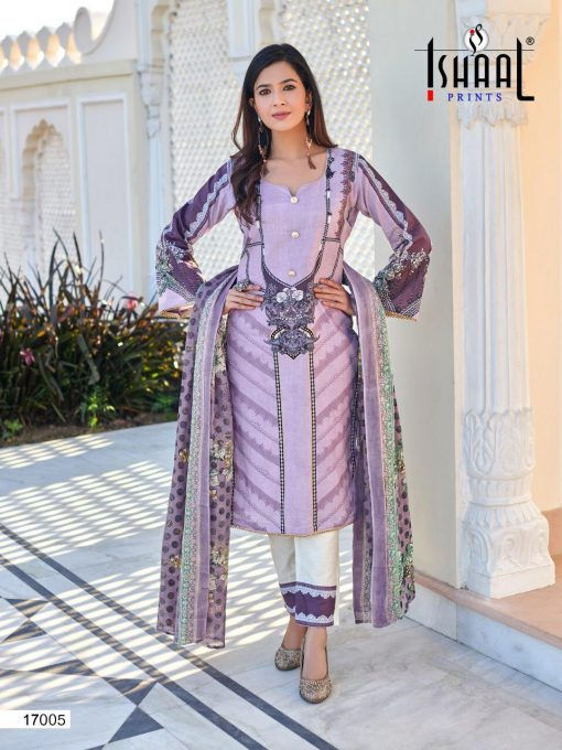 Ishaal Gulmohar Vol 17 Salwar Suit Wholesale Catalog 10 Pcs 3 510x680 - Ishaal Gulmohar Vol 17 Salwar Suit Wholesale Catalog 10 Pcs