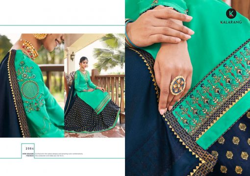 Kalarang Blue Berry Vol 4 by Kessi Salwar Suit Wholesale Catalog 4 Pcs 3 510x359 - Kalarang Blue Berry Vol 4 by Kessi Salwar Suit Wholesale Catalog 4 Pcs