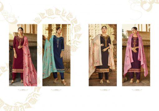Kalarang Kanika by Kessi Salwar Suit Wholesale Catalog 4 Pcs 7 510x357 - Kalarang Kanika by Kessi Salwar Suit Wholesale Catalog 4 Pcs