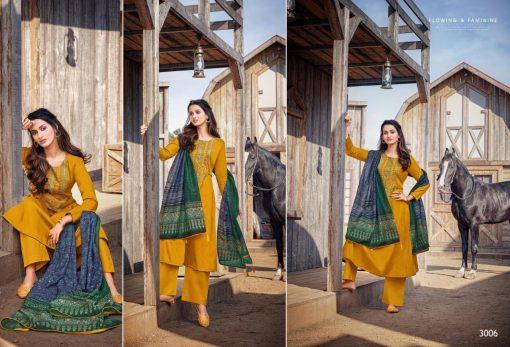 Kapil Trendz Evyana Salwar Suit Wholesale Catalog 6 Pcs 4 510x347 - Kapil Trendz Evyana Salwar Suit Wholesale Catalog 6 Pcs