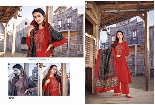 Kapil Trendz Evyana Salwar Suit Wholesale Catalog 6 Pcs 8 510x347 - Kapil Trendz Evyana Salwar Suit Wholesale Catalog 6 Pcs