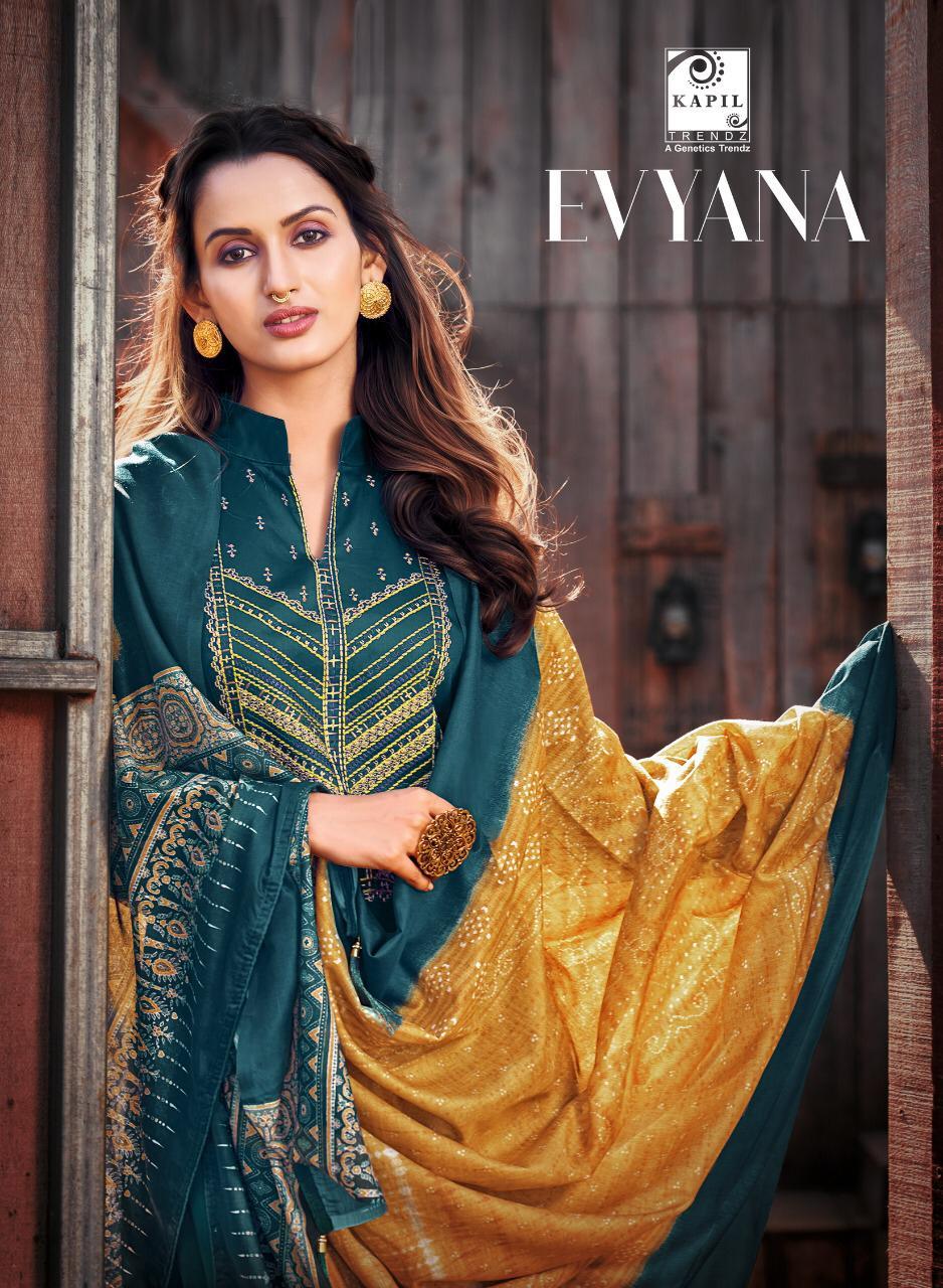 Kapil Trendz Evyana Salwar Suit Wholesale Catalog 6 Pcs 9 - Kapil Trendz Evyana Salwar Suit Wholesale Catalog 6 Pcs