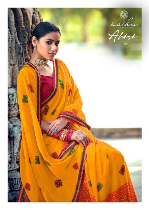 Kashvi Ahiri by Lt Fabrics Saree Sari Wholesale Catalog 10 Pcs 17 510x719 - Kashvi Ahiri by Lt Fabrics Saree Sari Wholesale Catalog 10 Pcs