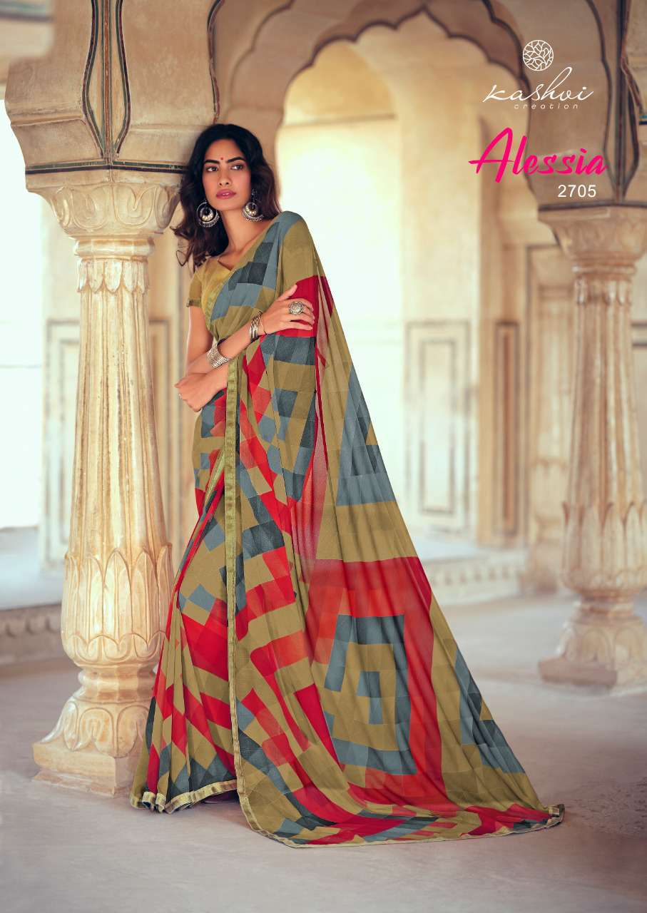 Kashvi Alessia by Lt Fabrics Saree Sari Wholesale Catalog 10 Pcs 11 - Kashvi Alessia by Lt Fabrics Saree Sari Wholesale Catalog 10 Pcs