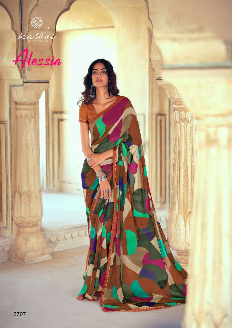 Kashvi Alessia by Lt Fabrics Saree Sari Wholesale Catalog 10 Pcs 13 - Kashvi Alessia by Lt Fabrics Saree Sari Wholesale Catalog 10 Pcs