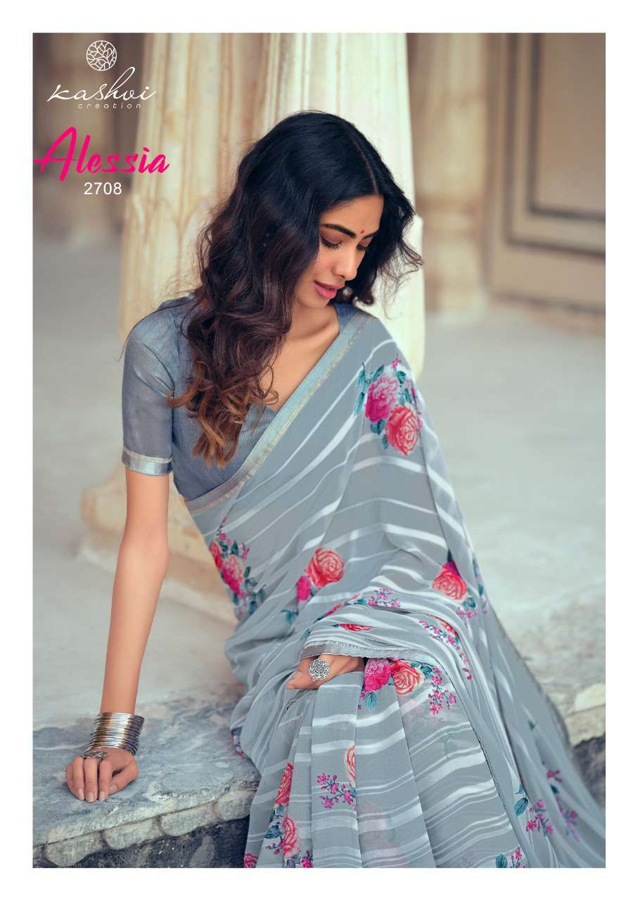 Kashvi Alessia by Lt Fabrics Saree Sari Wholesale Catalog 10 Pcs 17 - Kashvi Alessia by Lt Fabrics Saree Sari Wholesale Catalog 10 Pcs
