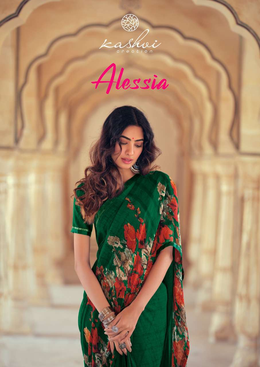 Kashvi Alessia by Lt Fabrics Saree Sari Wholesale Catalog 10 Pcs 2 - Kashvi Alessia by Lt Fabrics Saree Sari Wholesale Catalog 10 Pcs