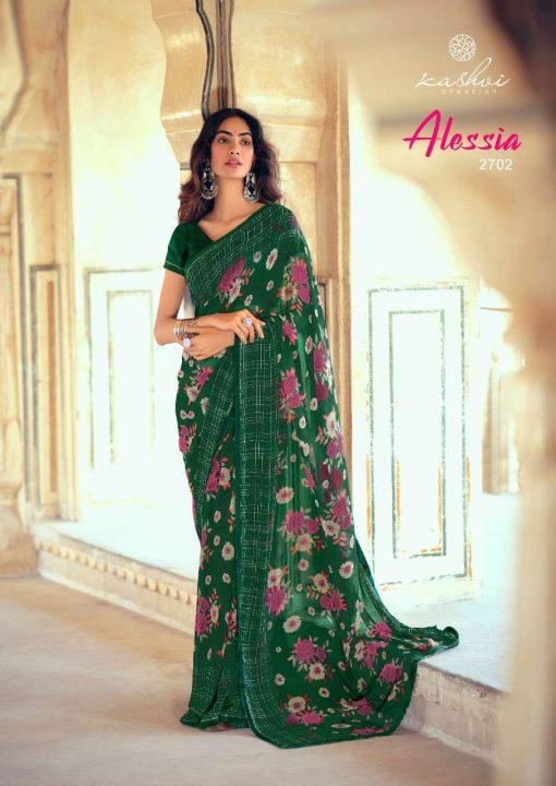 Kashvi Alessia by Lt Fabrics Saree Sari Wholesale Catalog 10 Pcs 6 510x720 - Kashvi Alessia by Lt Fabrics Saree Sari Wholesale Catalog 10 Pcs