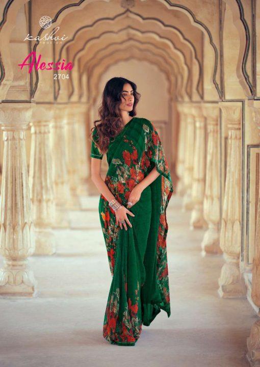 Kashvi Alessia by Lt Fabrics Saree Sari Wholesale Catalog 10 Pcs 8 510x720 - Kashvi Alessia by Lt Fabrics Saree Sari Wholesale Catalog 10 Pcs
