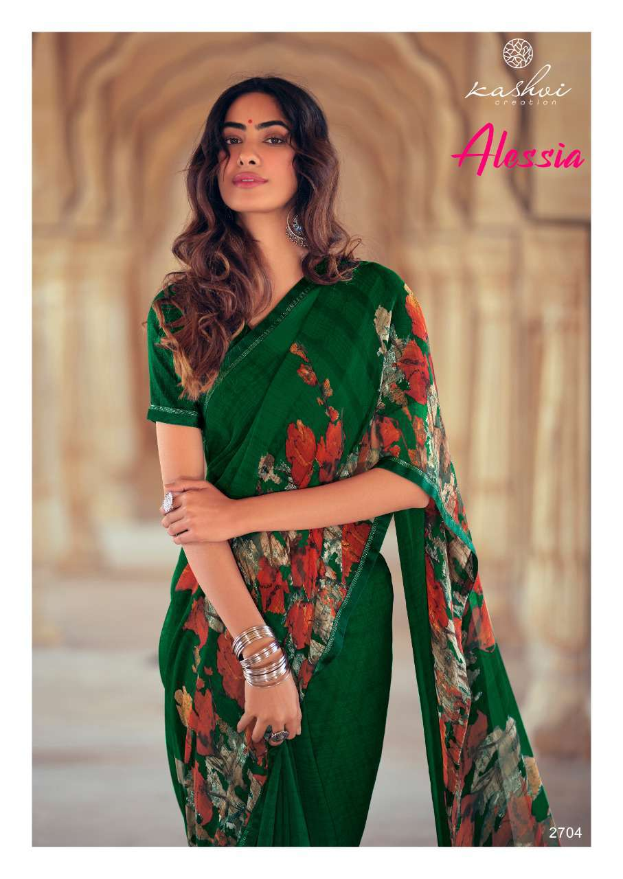 Kashvi Alessia by Lt Fabrics Saree Sari Wholesale Catalog 10 Pcs 9 - Kashvi Alessia by Lt Fabrics Saree Sari Wholesale Catalog 10 Pcs
