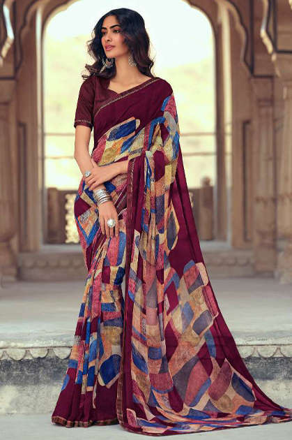 Kashvi Alessia by Lt Fabrics Saree Sari Wholesale Catalog 10 Pcs - Kashvi Alessia by Lt Fabrics Saree Sari Wholesale Catalog 10 Pcs