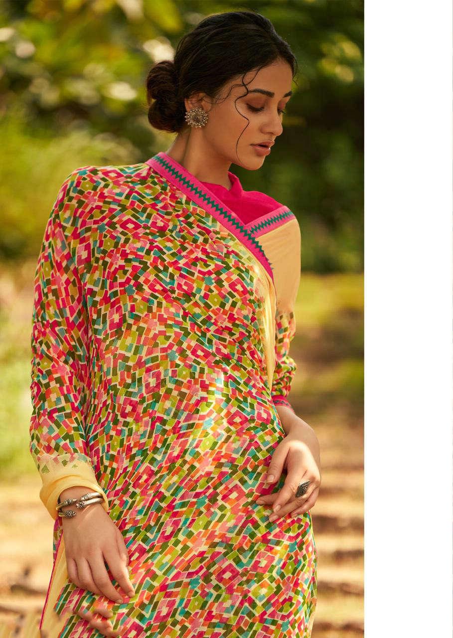 Kashvi Falak by Lt Fabrics Saree Sari Wholesale Catalog 10 Pcs 10 1 - Kashvi Falak by Lt Fabrics Saree Sari Wholesale Catalog 10 Pcs