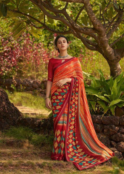 Kashvi Falak by Lt Fabrics Saree Sari Wholesale Catalog 10 Pcs 19 1 510x718 - Kashvi Falak by Lt Fabrics Saree Sari Wholesale Catalog 10 Pcs