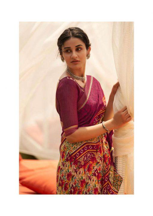 Kashvi Falak by Lt Fabrics Saree Sari Wholesale Catalog 10 Pcs 20 1 510x718 - Kashvi Falak by Lt Fabrics Saree Sari Wholesale Catalog 10 Pcs