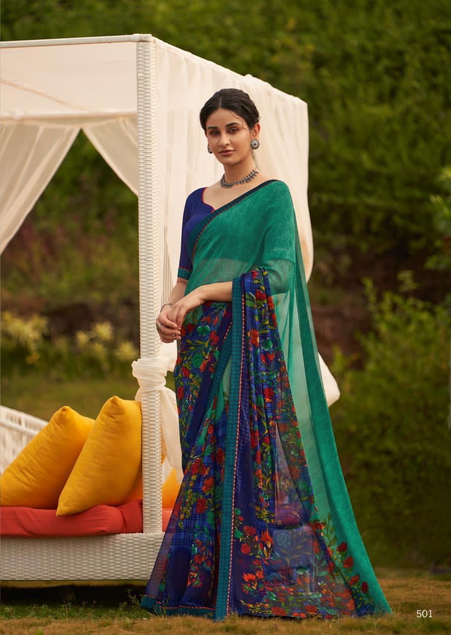Kashvi Falak by Lt Fabrics Saree Sari Wholesale Catalog 10 Pcs 4 2 - Kashvi Falak by Lt Fabrics Saree Sari Wholesale Catalog 10 Pcs