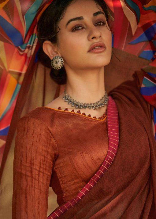 Kashvi Falak by Lt Fabrics Saree Sari Wholesale Catalog 10 Pcs 5 1 510x718 - Kashvi Falak by Lt Fabrics Saree Sari Wholesale Catalog 10 Pcs