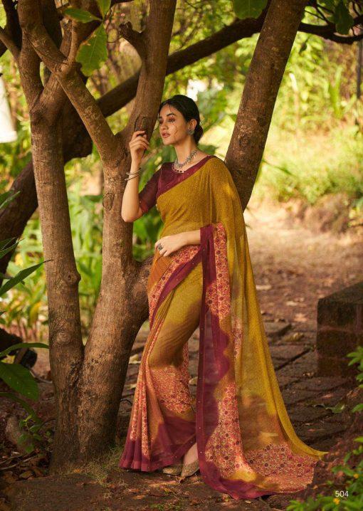 Kashvi Falak by Lt Fabrics Saree Sari Wholesale Catalog 10 Pcs 9 1 510x718 - Kashvi Falak by Lt Fabrics Saree Sari Wholesale Catalog 10 Pcs