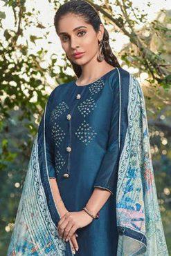 Kayce Kasmeera Jasmin Salwar Suit Wholesale Catalog 6 Pcs