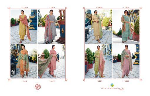 Kervin Sephali by Vinay Salwar Suit Wholesale Catalog 8 Pcs 7 1 510x327 - Kervin Sephali by Vinay Salwar Suit Wholesale Catalog 8 Pcs