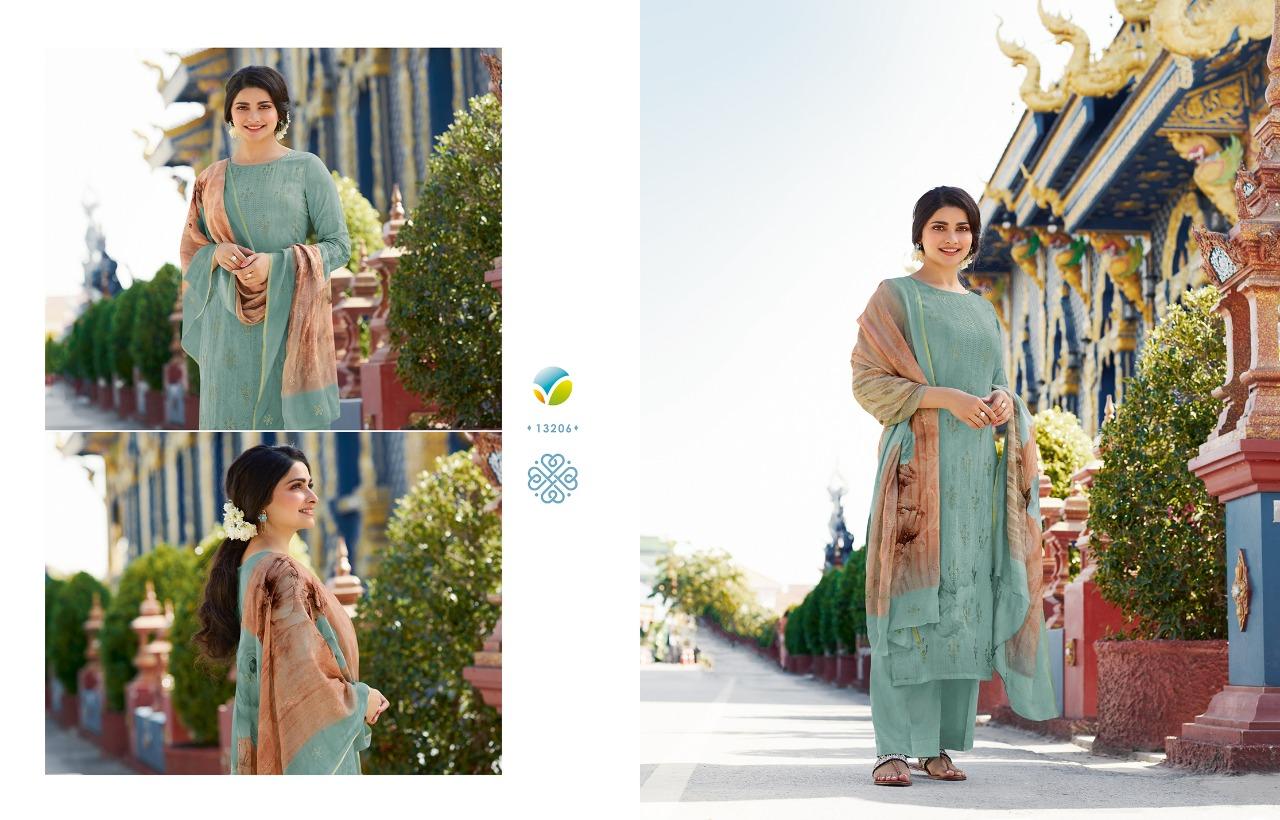 Kervin Sephali by Vinay Salwar Suit Wholesale Catalog 8 Pcs 8 1 - Kervin Sephali by Vinay Salwar Suit Wholesale Catalog 8 Pcs