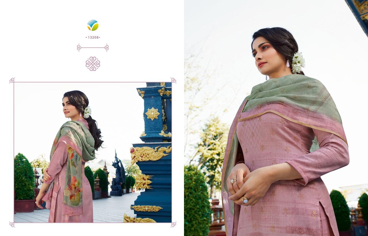 Kervin Sephali by Vinay Salwar Suit Wholesale Catalog 8 Pcs 9 1 - Kervin Sephali by Vinay Salwar Suit Wholesale Catalog 8 Pcs