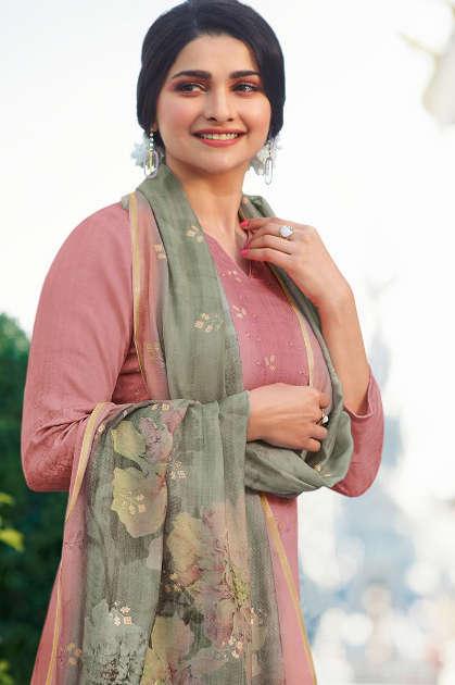 Kervin Sephali by Vinay Salwar Suit Wholesale Catalog 8 Pcs - Kervin Sephali by Vinay Salwar Suit Wholesale Catalog 8 Pcs