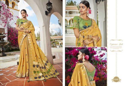 Kessi Garden Silk Saree Sari Wholesale Catalog 10 Pcs 12 510x351 - Kessi Garden Silk Saree Sari Wholesale Catalog 10 Pcs