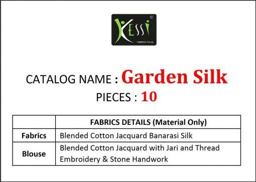 Kessi Garden Silk Saree Sari Wholesale Catalog 10 Pcs 14 510x363 - Kessi Garden Silk Saree Sari Wholesale Catalog 10 Pcs
