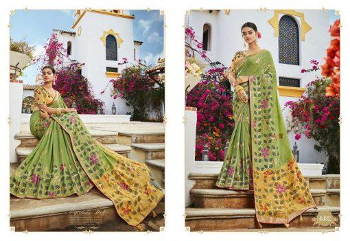 Kessi Garden Silk Saree Sari Wholesale Catalog 10 Pcs 4 510x351 - Kessi Garden Silk Saree Sari Wholesale Catalog 10 Pcs