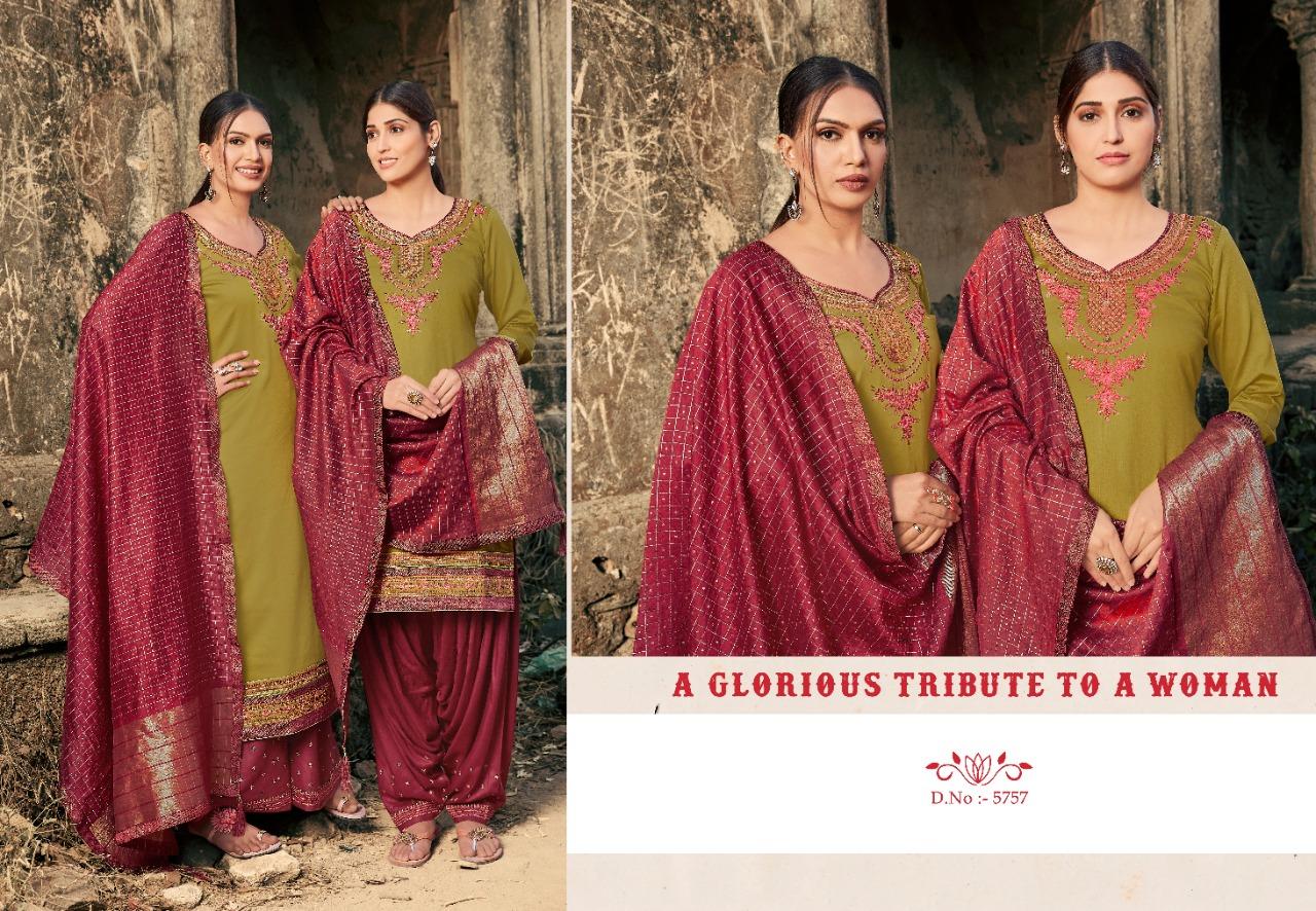 Kessi Lashkara Vol 2 Salwar Suit Wholesale Catalog 8 Pcs 1 - Kessi Lashkara Vol 2 Salwar Suit Wholesale Catalog 8 Pcs