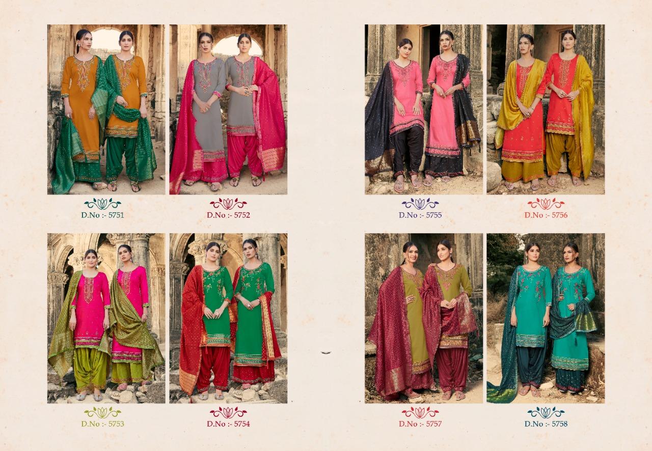 Kessi Lashkara Vol 2 Salwar Suit Wholesale Catalog 8 Pcs 2 - Kessi Lashkara Vol 2 Salwar Suit Wholesale Catalog 8 Pcs