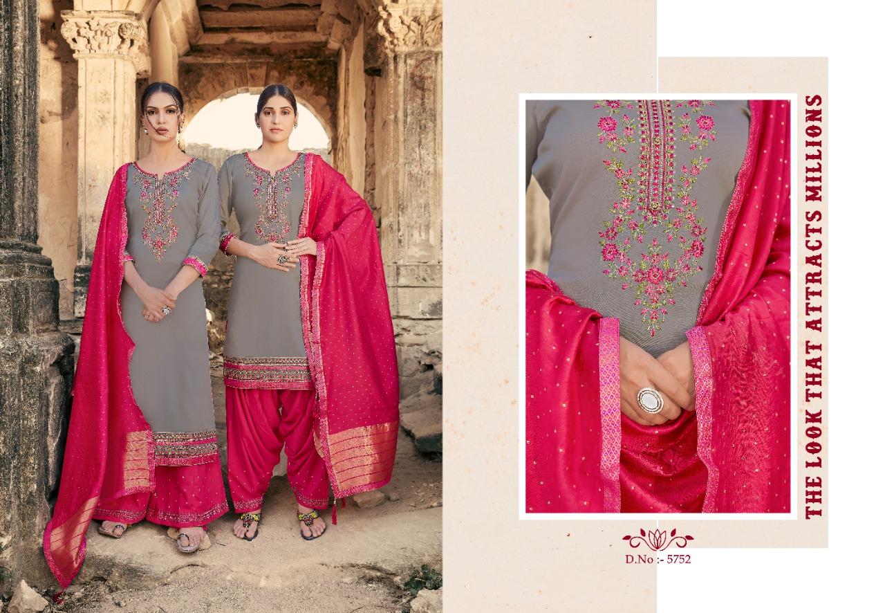 Kessi Lashkara Vol 2 Salwar Suit Wholesale Catalog 8 Pcs 4 - Kessi Lashkara Vol 2 Salwar Suit Wholesale Catalog 8 Pcs