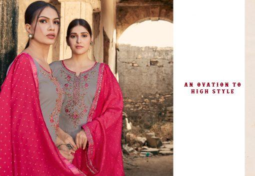 Kessi Lashkara Vol 2 Salwar Suit Wholesale Catalog 8 Pcs 5 510x353 - Kessi Lashkara Vol 2 Salwar Suit Wholesale Catalog 8 Pcs