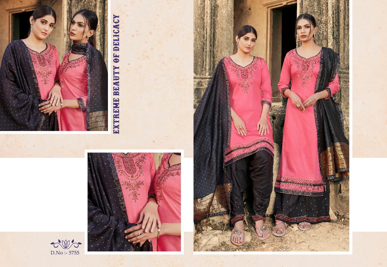 Kessi Lashkara Vol 2 Salwar Suit Wholesale Catalog 8 Pcs 7 - Kessi Lashkara Vol 2 Salwar Suit Wholesale Catalog 8 Pcs