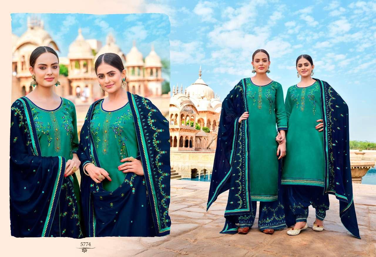 Kessi Panetar by Patiala Salwar Suit Wholesale Catalog 8 Pcs 1 - Kessi Panetar by Patiala Salwar Suit Wholesale Catalog 8 Pcs