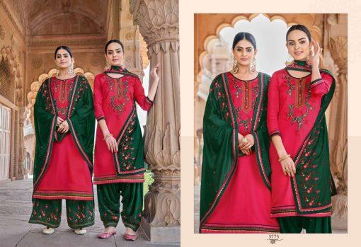 Kessi Panetar by Patiala Salwar Suit Wholesale Catalog 8 Pcs 6 510x349 - Kessi Panetar by Patiala Salwar Suit Wholesale Catalog 8 Pcs