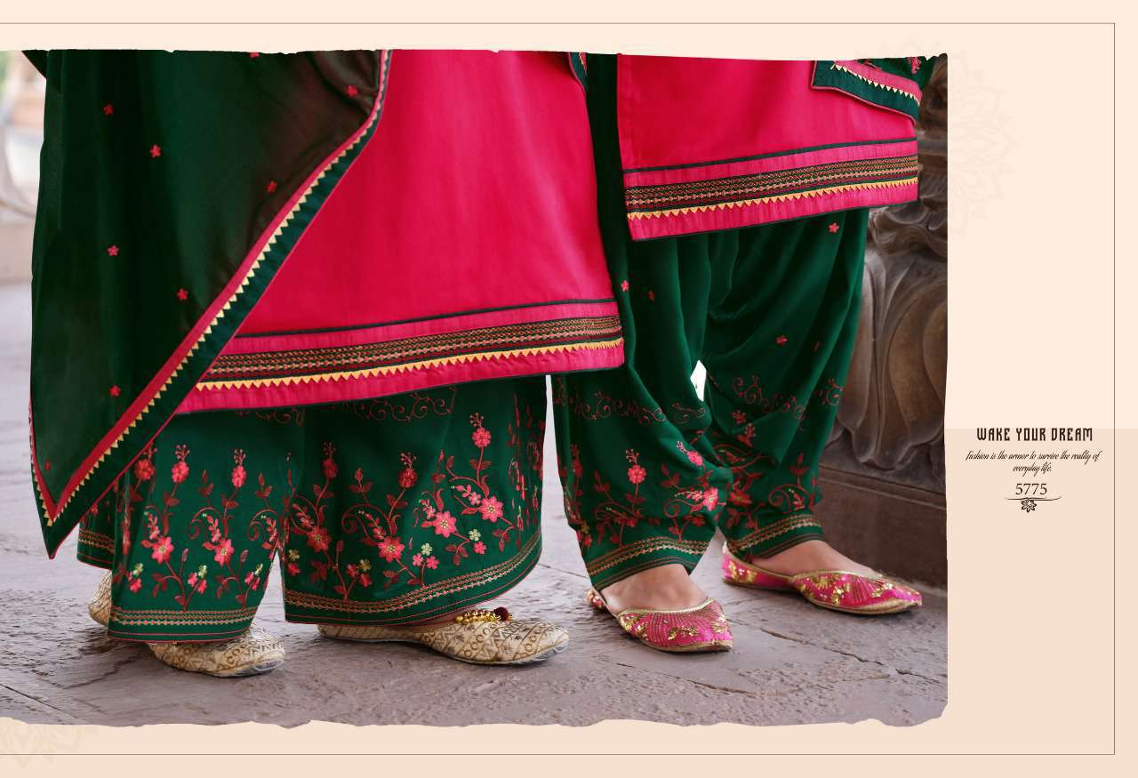 Kessi Panetar by Patiala Salwar Suit Wholesale Catalog 8 Pcs 7 - Kessi Panetar by Patiala Salwar Suit Wholesale Catalog 8 Pcs