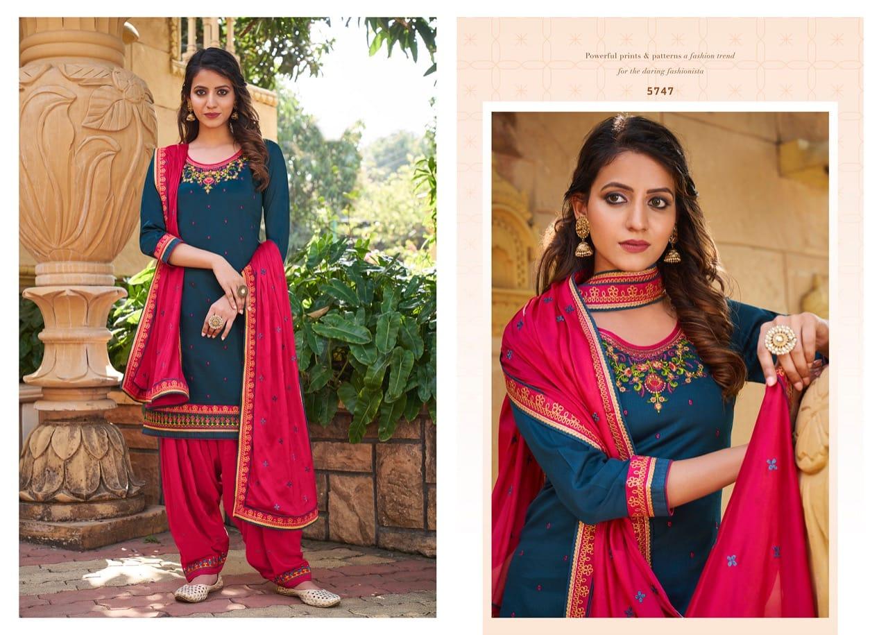 Kessi Patiala House Vol 82 Salwar Suit Wholesale Catalog 8 Pcs 1 - Kessi Patiala House Vol 82 Salwar Suit Wholesale Catalog 8 Pcs