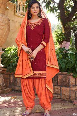 Kessi Patiala House Vol 82 Salwar Suit Wholesale Catalog 8 Pcs