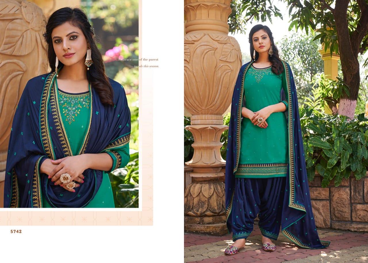 Kessi Patiala House Vol 82 Salwar Suit Wholesale Catalog 8 Pcs 3 - Kessi Patiala House Vol 82 Salwar Suit Wholesale Catalog 8 Pcs