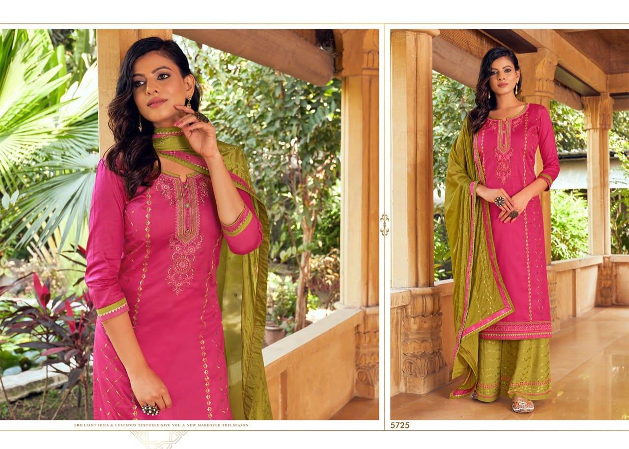 Kessi Safari Vol 3 Salwar Suit Wholesale Catalog 8 Pcs 1 - Kessi Safari Vol 3 Salwar Suit Wholesale Catalog 8 Pcs