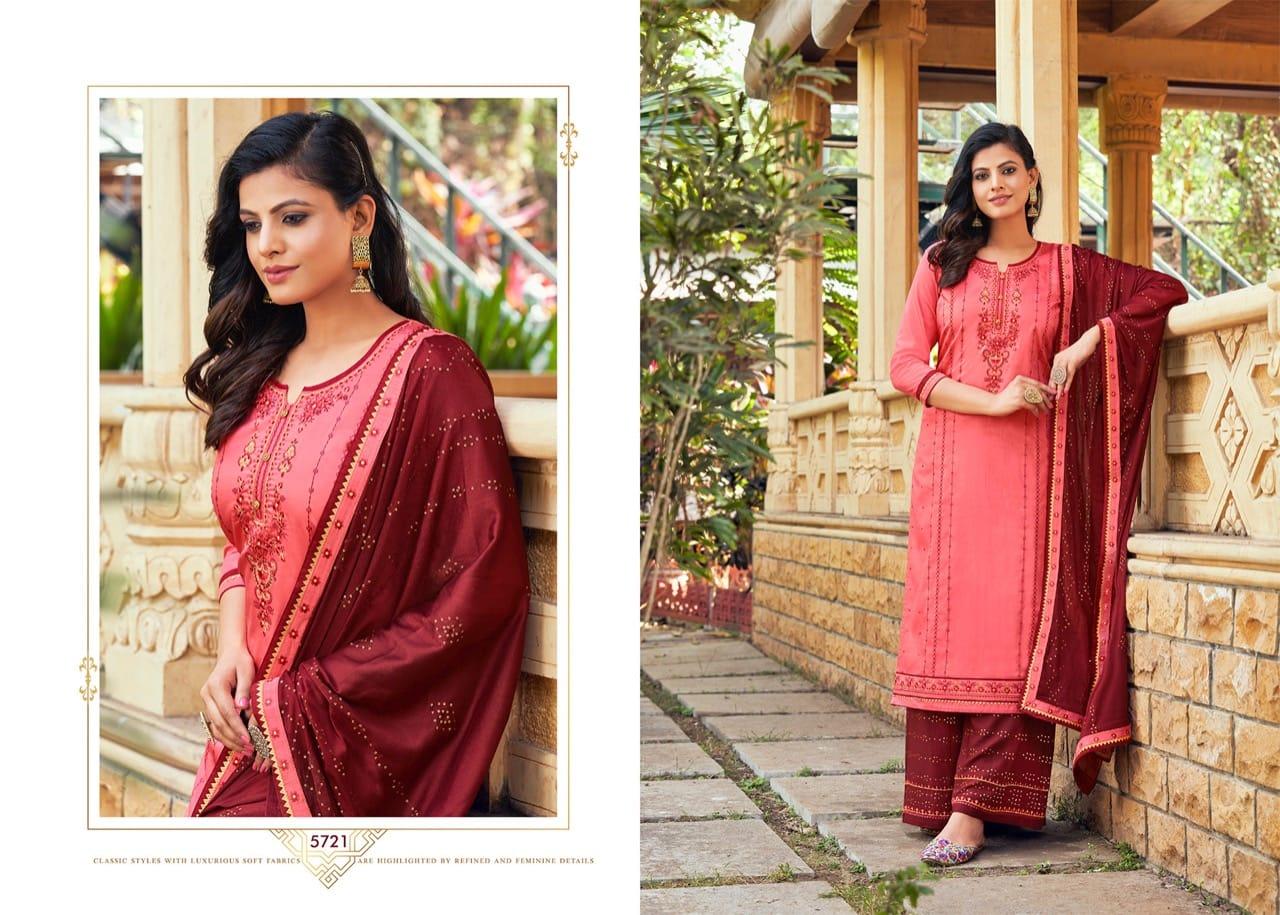 Kessi Safari Vol 3 Salwar Suit Wholesale Catalog 8 Pcs 11 - Kessi Safari Vol 3 Salwar Suit Wholesale Catalog 8 Pcs