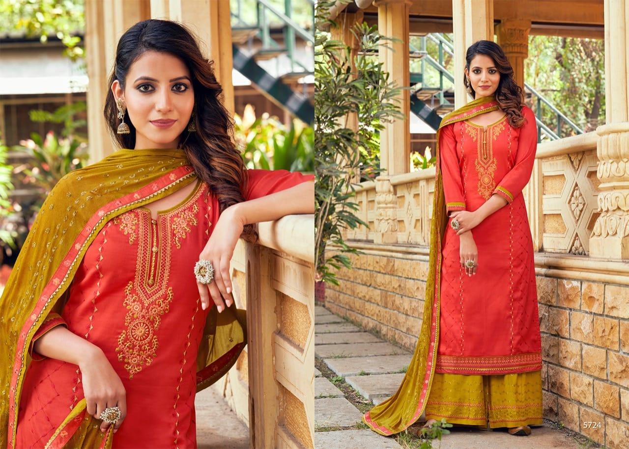 Kessi Safari Vol 3 Salwar Suit Wholesale Catalog 8 Pcs 2 - Kessi Safari Vol 3 Salwar Suit Wholesale Catalog 8 Pcs