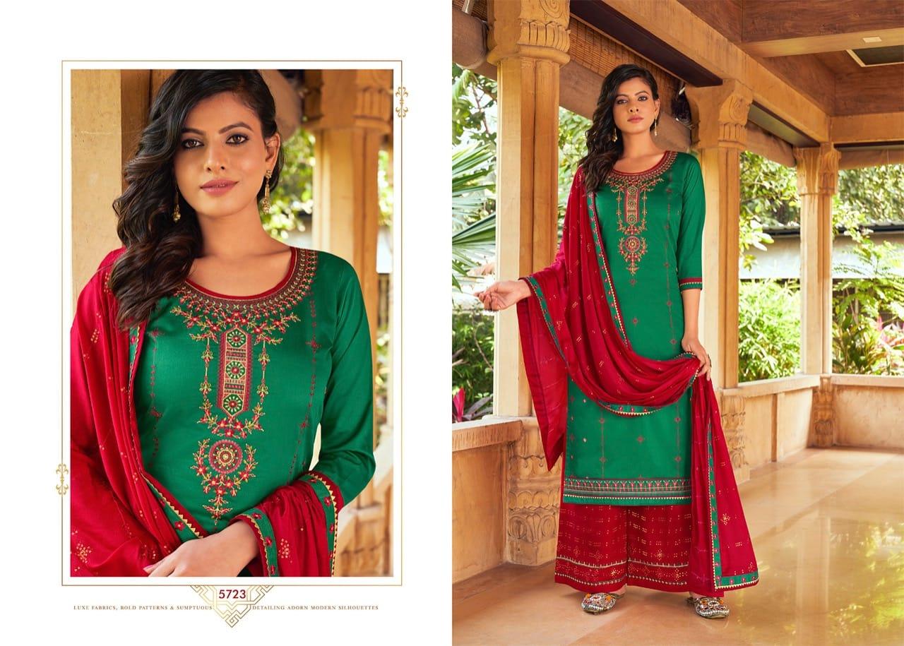 Kessi Safari Vol 3 Salwar Suit Wholesale Catalog 8 Pcs 5 - Kessi Safari Vol 3 Salwar Suit Wholesale Catalog 8 Pcs