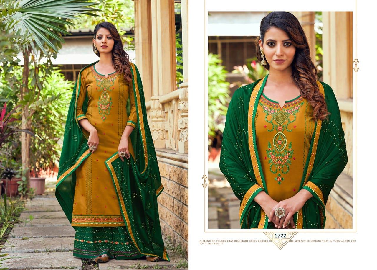 Kessi Safari Vol 3 Salwar Suit Wholesale Catalog 8 Pcs 7 - Kessi Safari Vol 3 Salwar Suit Wholesale Catalog 8 Pcs