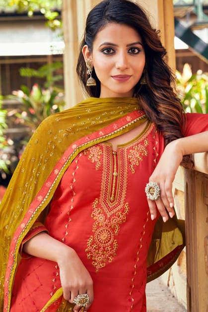 Kessi Safari Vol 3 Salwar Suit Wholesale Catalog 8 Pcs