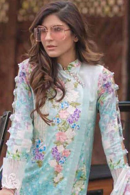 Keval Fab Kaira Luxury Vol 3 Salwar Suit Wholesale Catalog 4 Pcs
