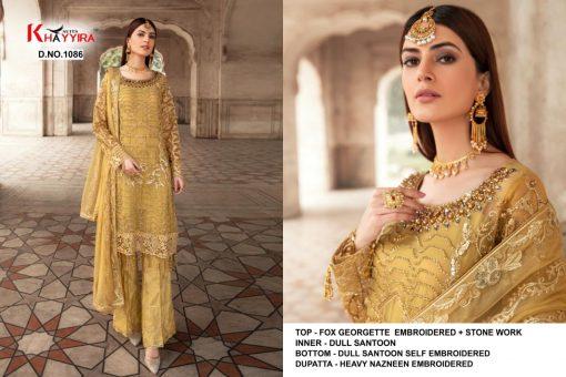 Khayyira Zebtan Bridal Collection Salwar Suit Wholesale Catalog 4 Pcs 3 510x340 - Khayyira Zebtan Bridal Collection Salwar Suit Wholesale Catalog 4 Pcs